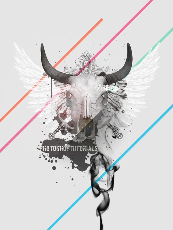 Design a Contemporary Poster