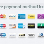 Payment Method Icons Set Vol 1