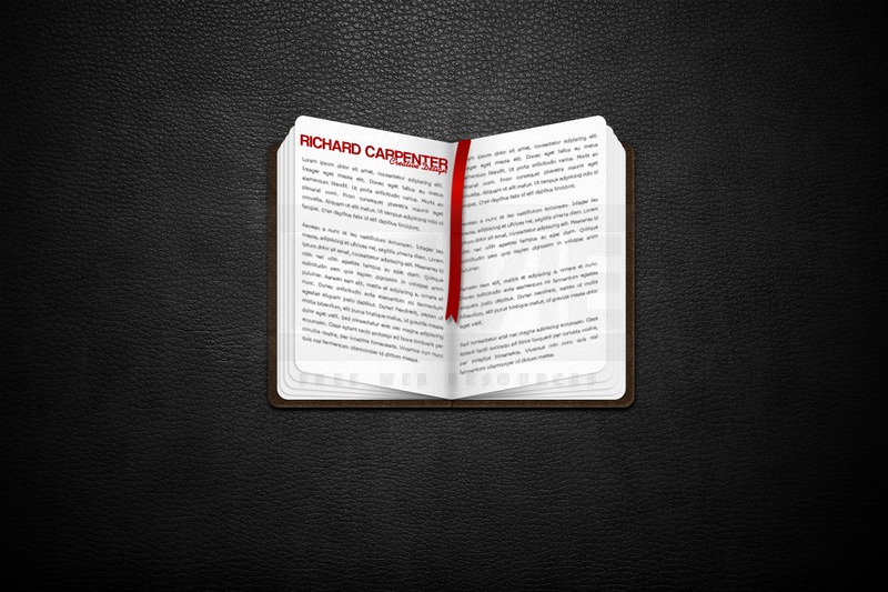 Learn How To Create An Open Book In Photoshop