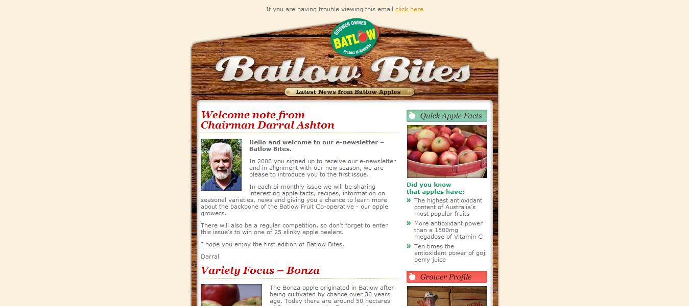 Batlow Bites