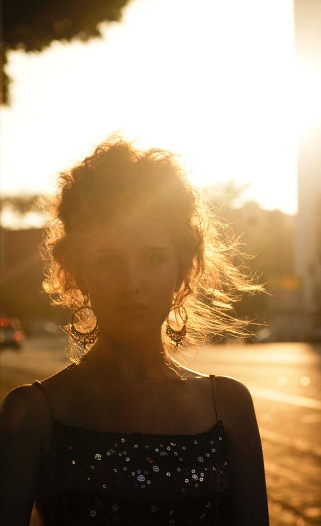 Kelsey Backlit