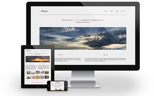 35 Free and Responsive Website Templates