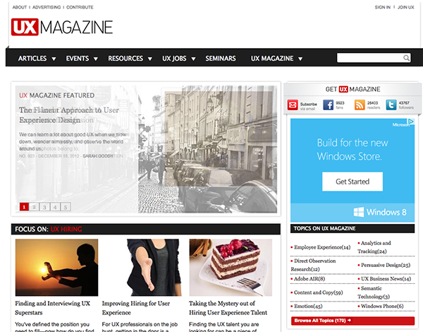 Grids - UX Magazine