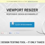 Viewport Bookmarklet