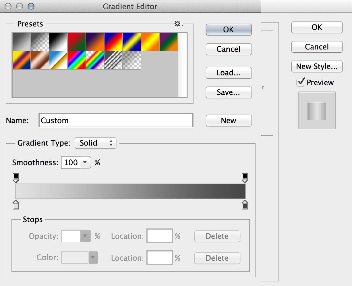 Как в фотошопе выбрать белый цвет