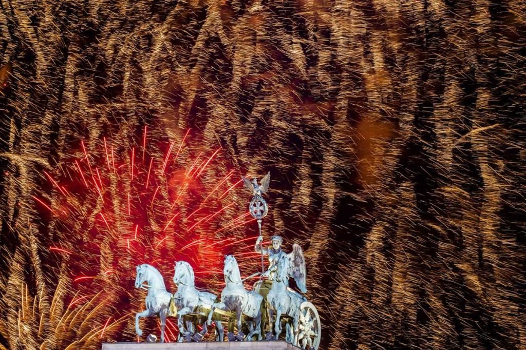 berlin new year fireworks 2013