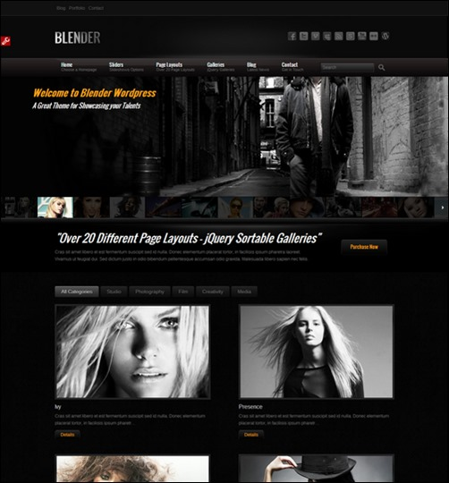 blender-dark-wordpress-themes