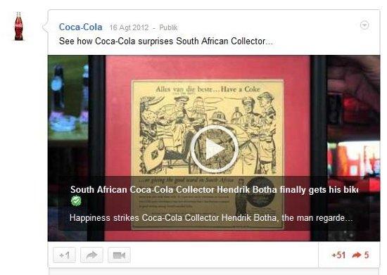 Coca-Cola Social Media Branding Strategies