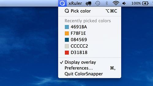 ColorSnapper by Koolesache