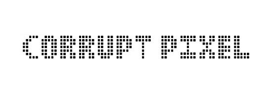 corrupt-pixel