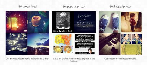 Spectragram – An Easy jQuery Plugin for Instagram API
