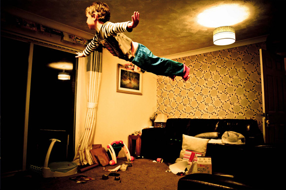 Creative Examples Of Levitation Photography