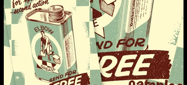 Give Illustrations a Retro Look and Feel - Best Photoshop Tutorials from 2012