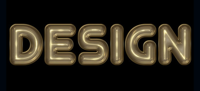 Light Bulb Inspired Text Effect - Best Photoshop Tutorials from 2012