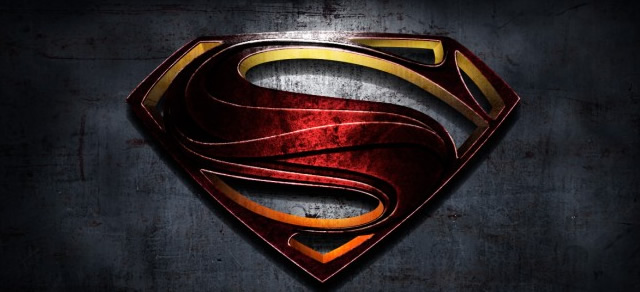 Man Of Steel Movie Poster - Best Photoshop Tutorials from 2012