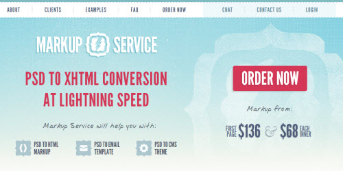 Top 20 PSD To HTML Services To Code Your Design