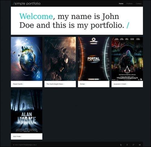 simple-portfolio