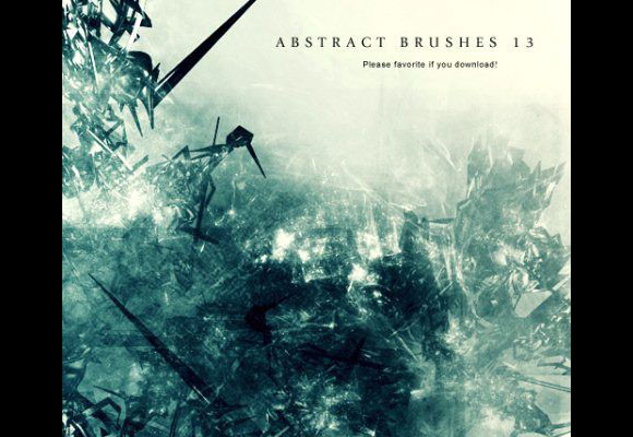 Abstract Brushes 13