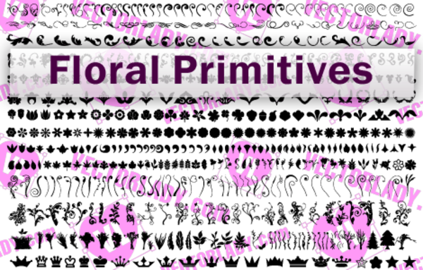 Floral Primitives