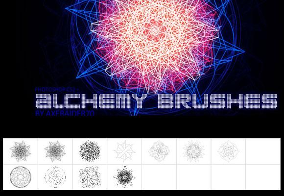 Alchemy Brushes