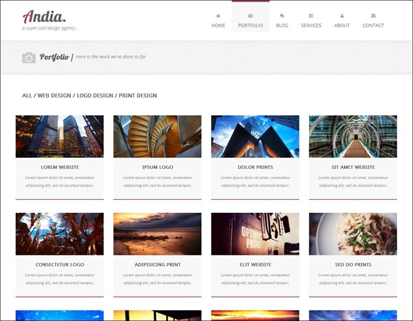 80 Awesome Twitter Bootstrap Templates To Get You Started - iDevie