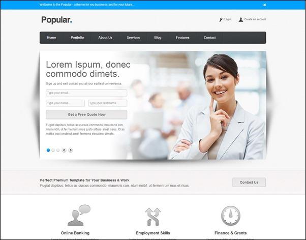 Popular---Responsive-HTML5-theme