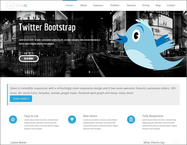 Smart-Business-Bootstrap-Template