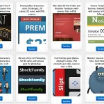 A growing bundle of fantastic WordPress themes for Free