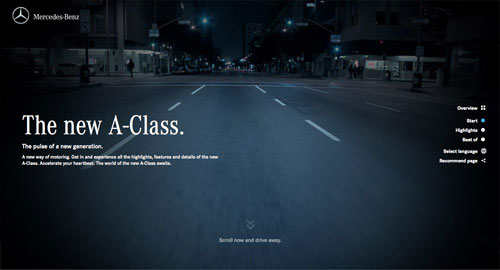25 Interactive HTML5 Websites