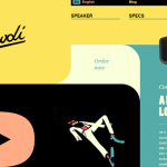 34 Flat Website Layouts for Design Inspiration