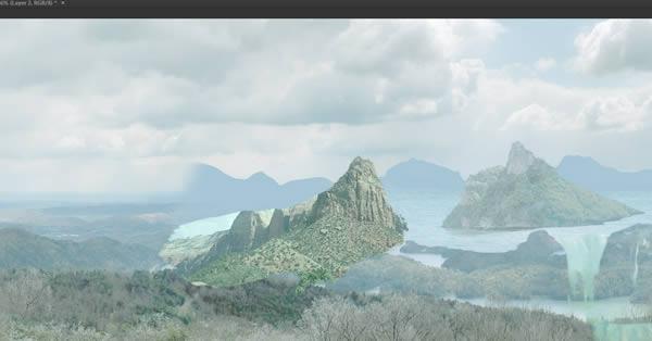 mountain-03 render