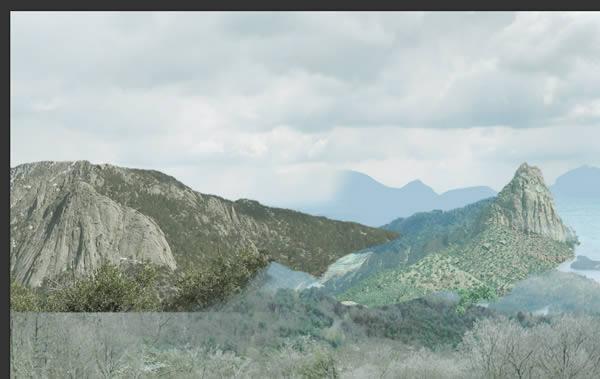 mountain-02 render