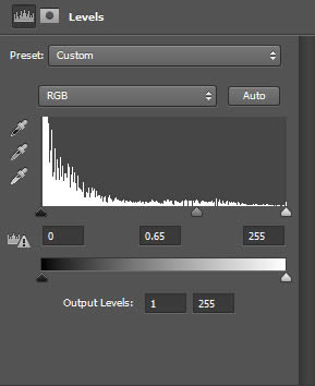 6.2 2nd level adj layer settings