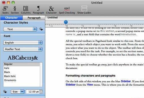 instantShift - Pagehand