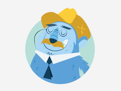 yetibear roosevelt illustration bear yogibear