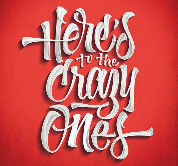 Weekly Dose Of Inspirations: Typography Art
