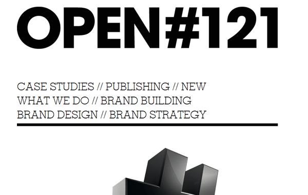 open121 website design black white inspiration