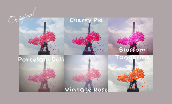 vintage website actions photoshop effects