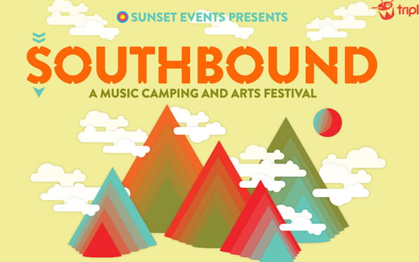 southbound website music festival layout