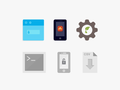 key vector icon sets illustration inspiration