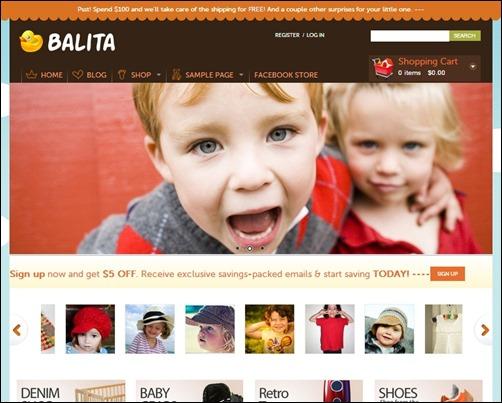 Balita-free-ecommerce-wordpress-templates