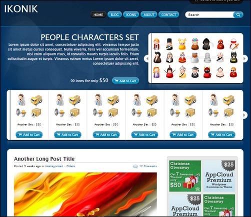 Ikonik-free-ecommerce-wordpress-themes