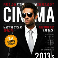Creating a Movie Magazine Cover Using InDesign