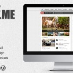 20 Fresh WordPress Themes Released in January 2013