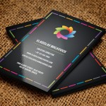 The Science behind a Business Card