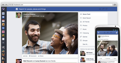 Everything You Need To Know About Facebook's Latest News Feed Design