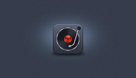 Turntable-iOS-Icon