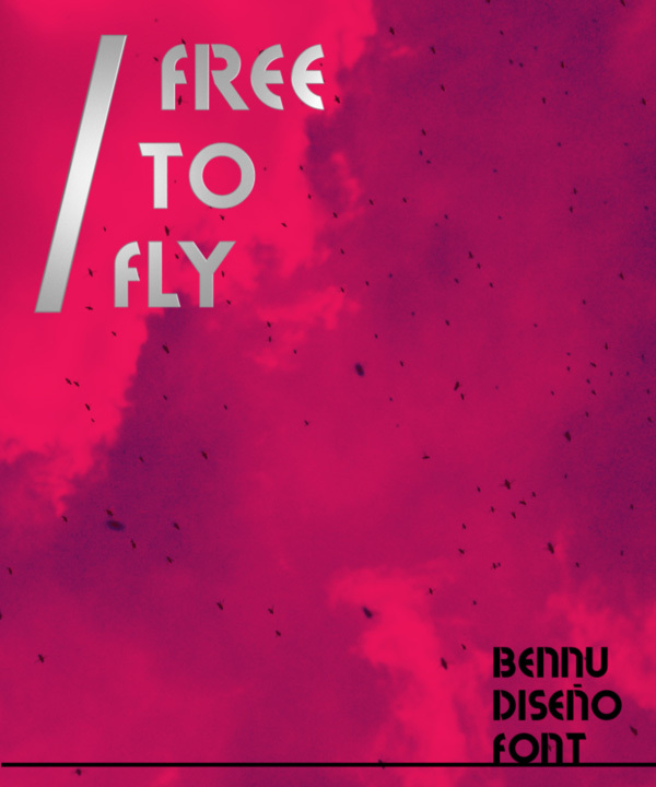 10 Very Creative And Fresh Free Fonts For Your Designing Projects