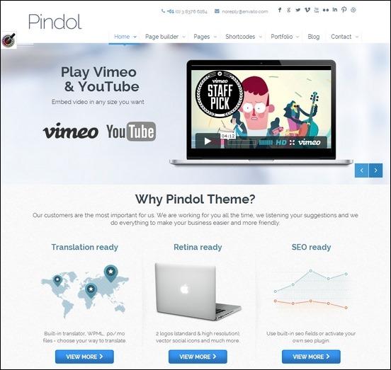 pindol-premium-wordpress-theme