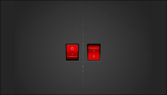red-on-off-switch